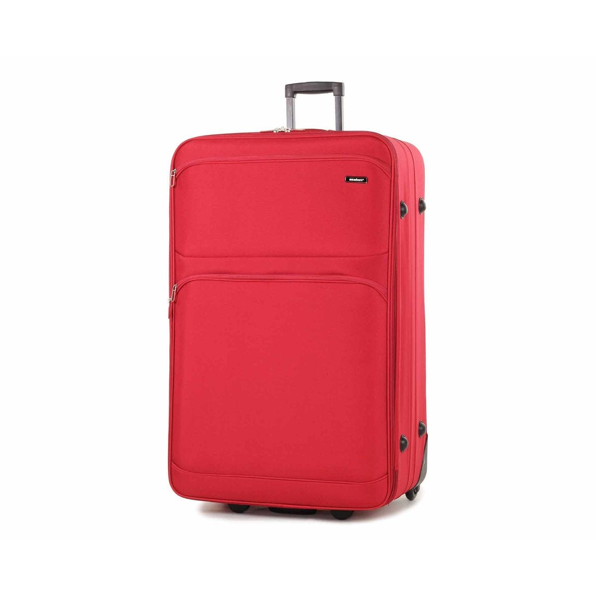34bde90fc Red Suitcases Bags & Luggage Stationery - Ryman