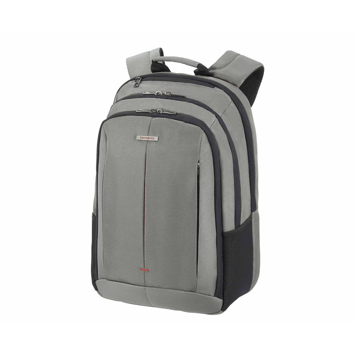 samsonite guard it 2 laptop backpack 15.6 inch, grey