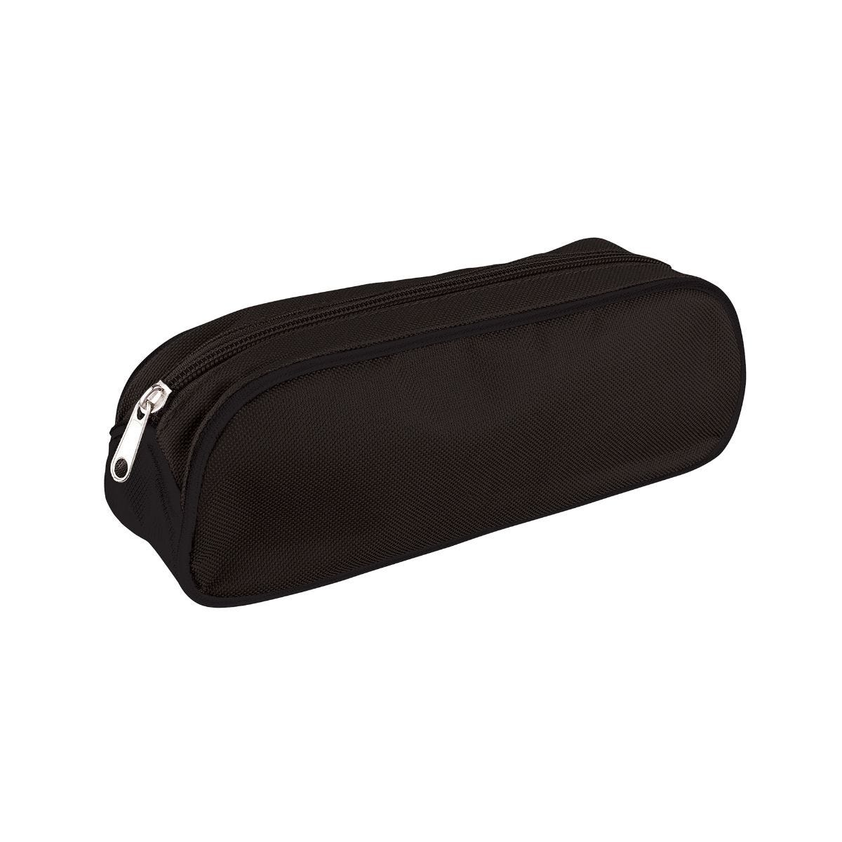 Image of Oval Wedge Pencil Case Assorted Colours, Asstd