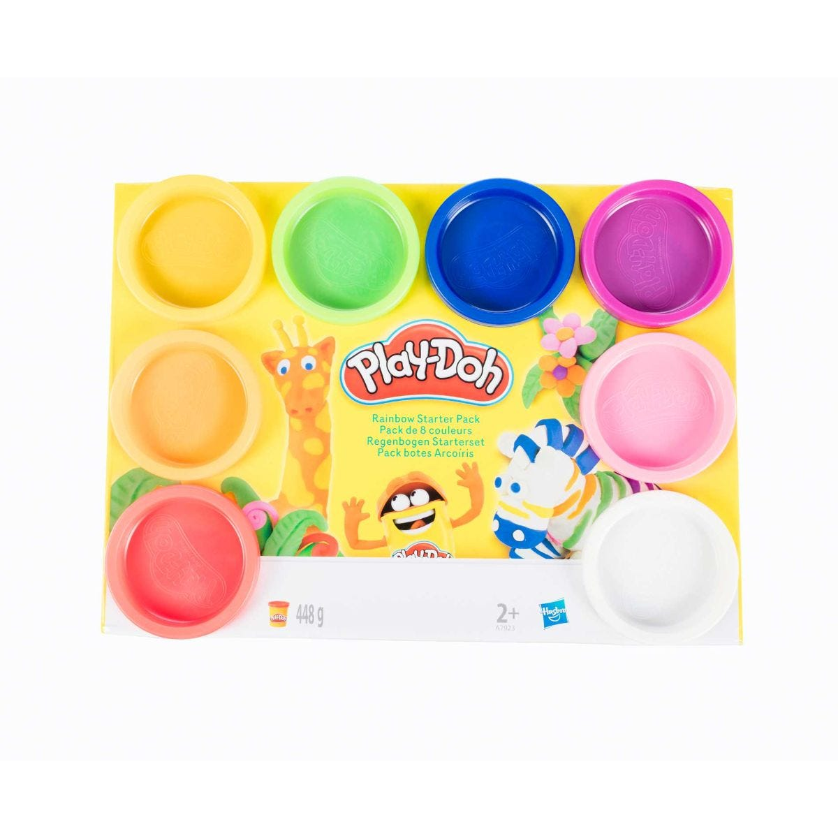 Play-Doh 8 Rainbow Colours Starter Pack