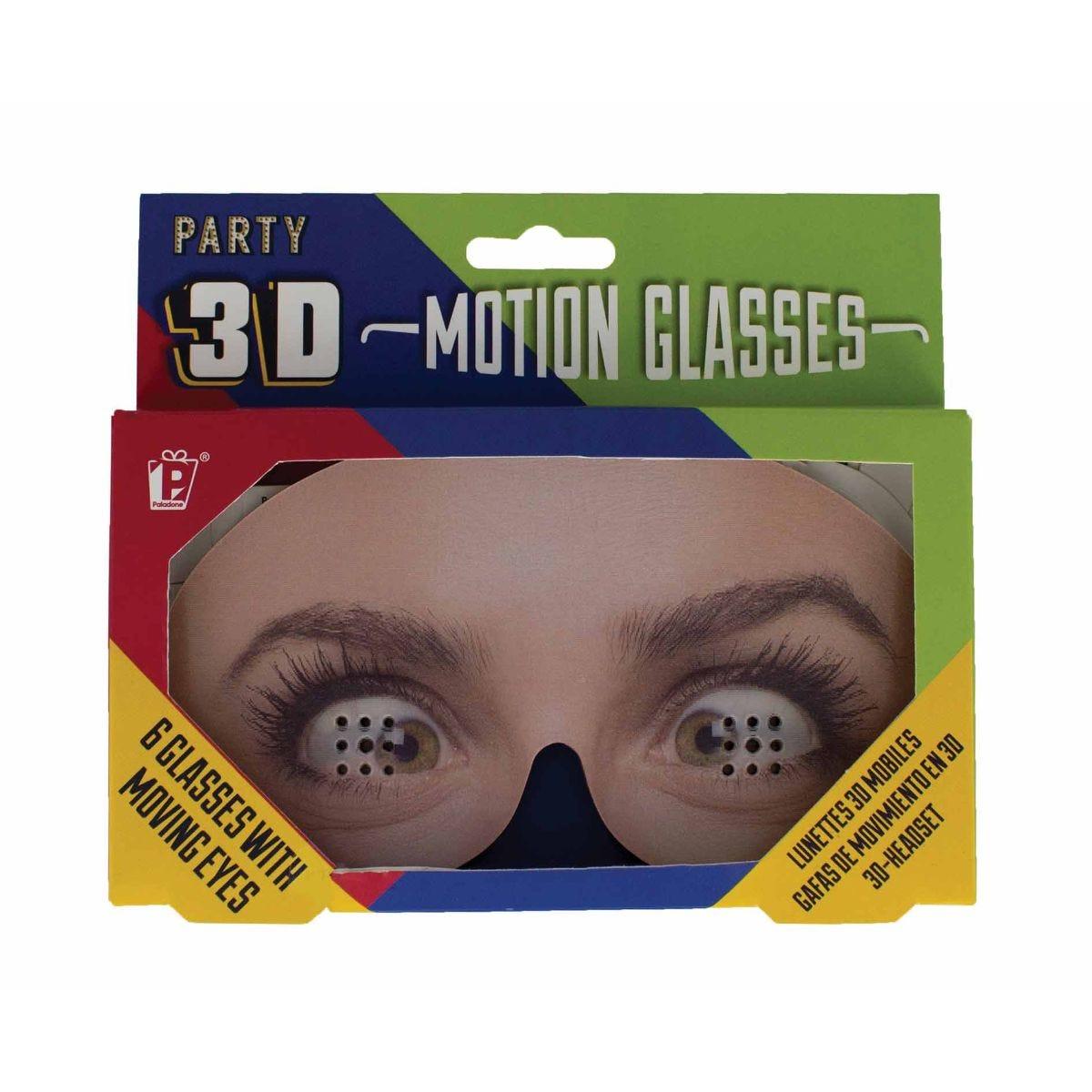 Image of 3D Motion Glasses