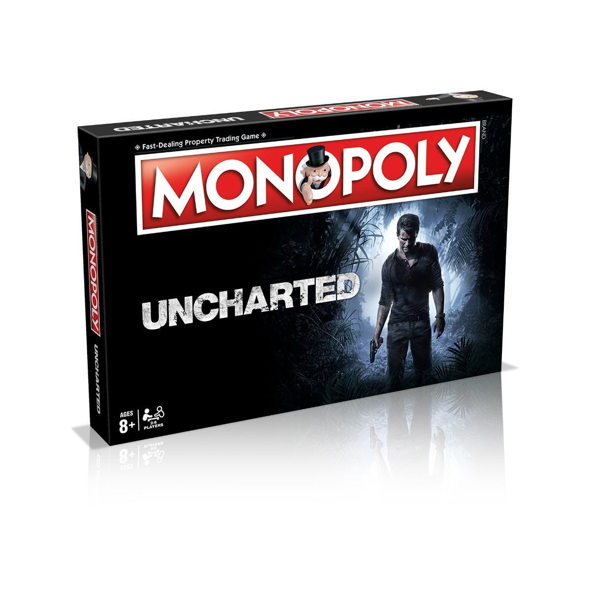 Image of Uncharted Monopoly Board Game