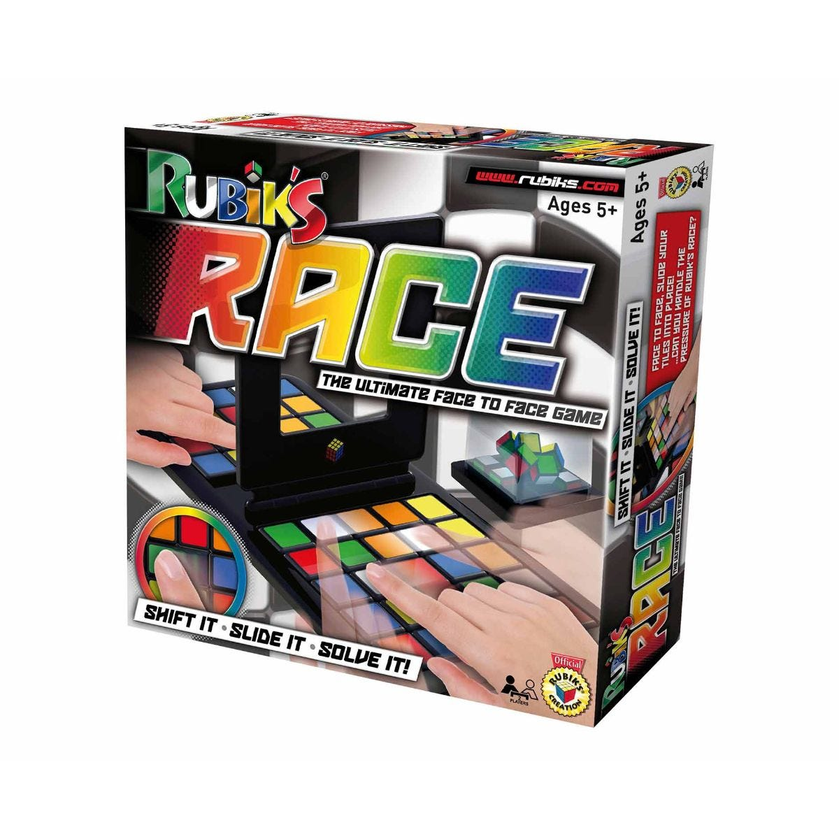 Rubik\'s Race Game