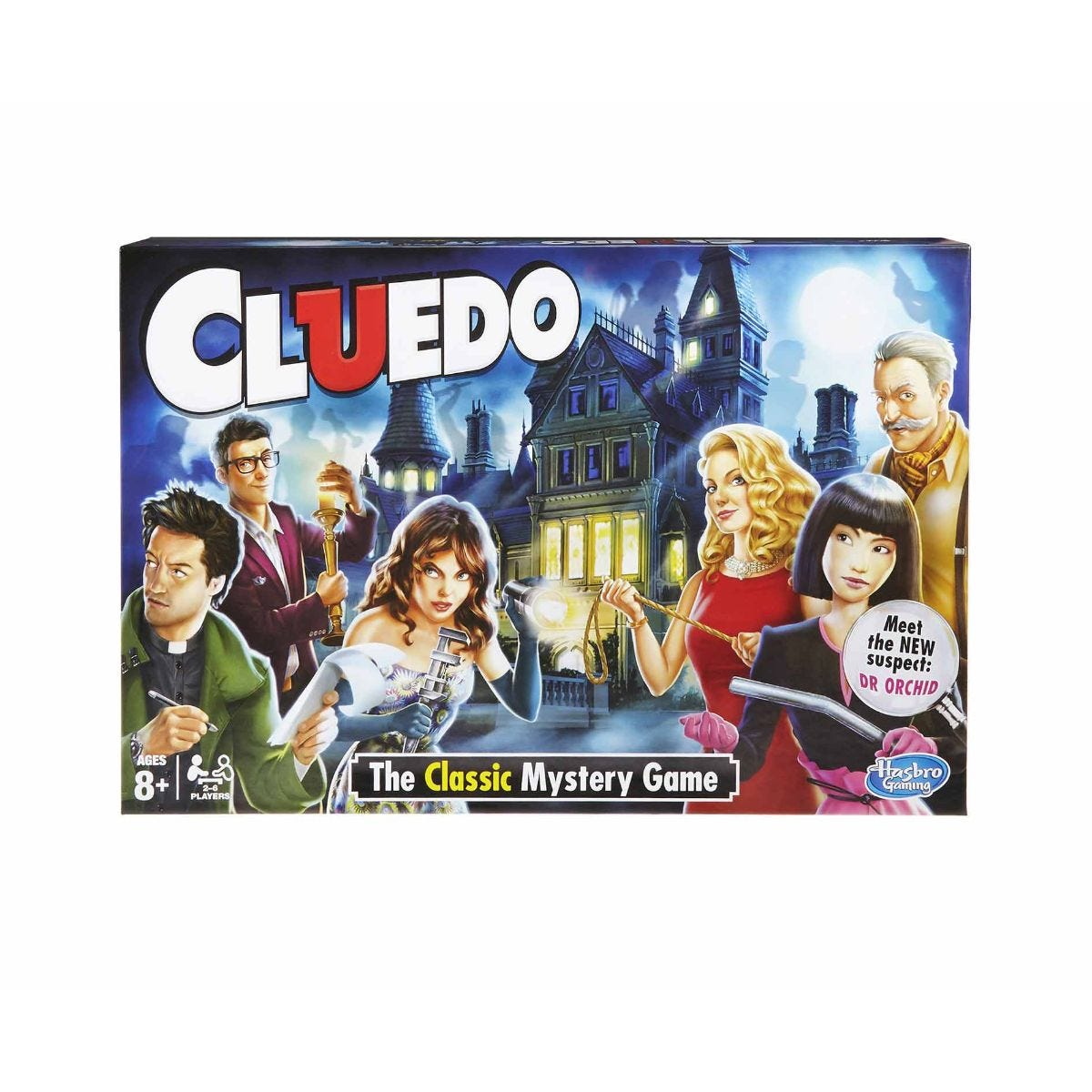 Image of Cluedo The Classic Mystery Board Game