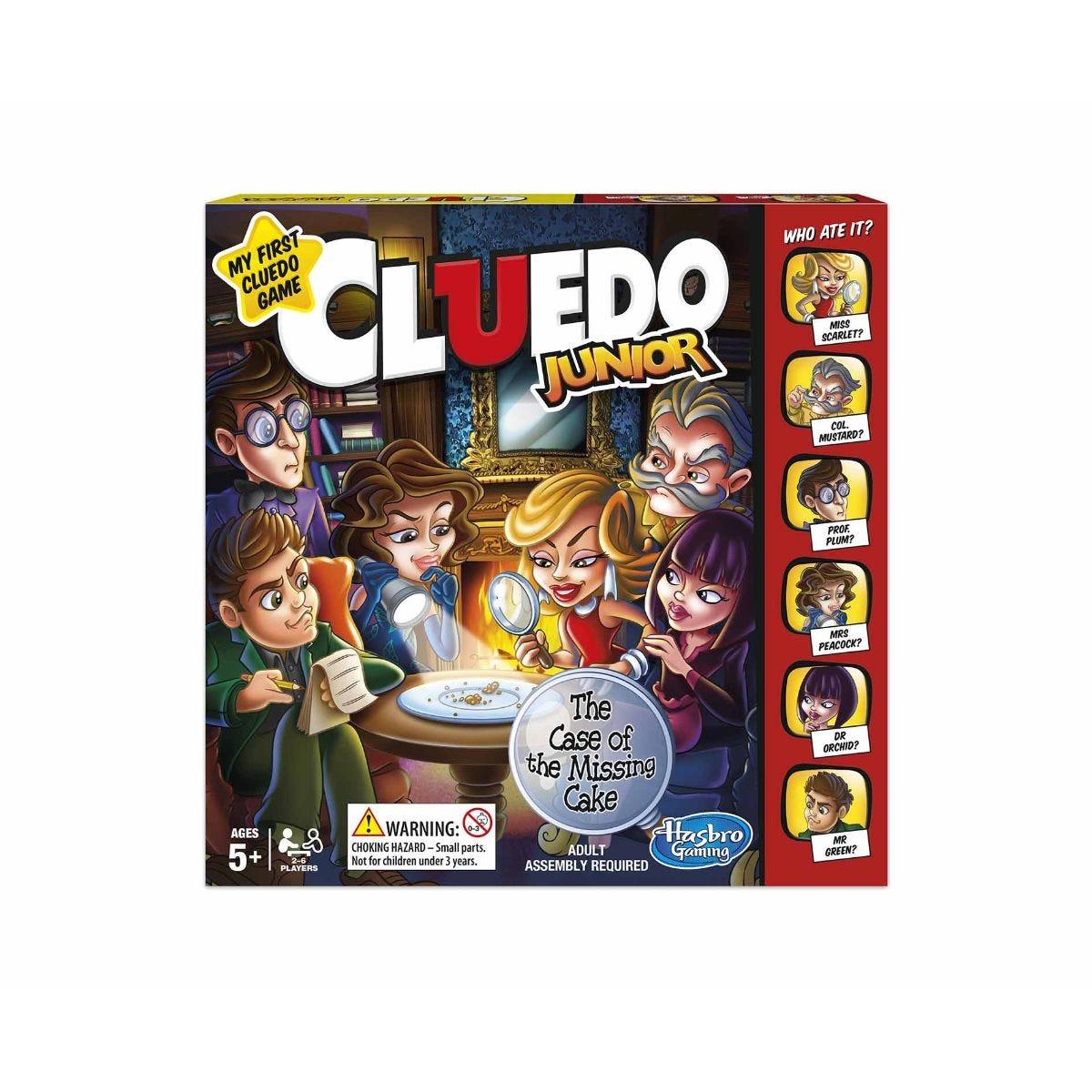 Image of Cluedo Junior Board Game