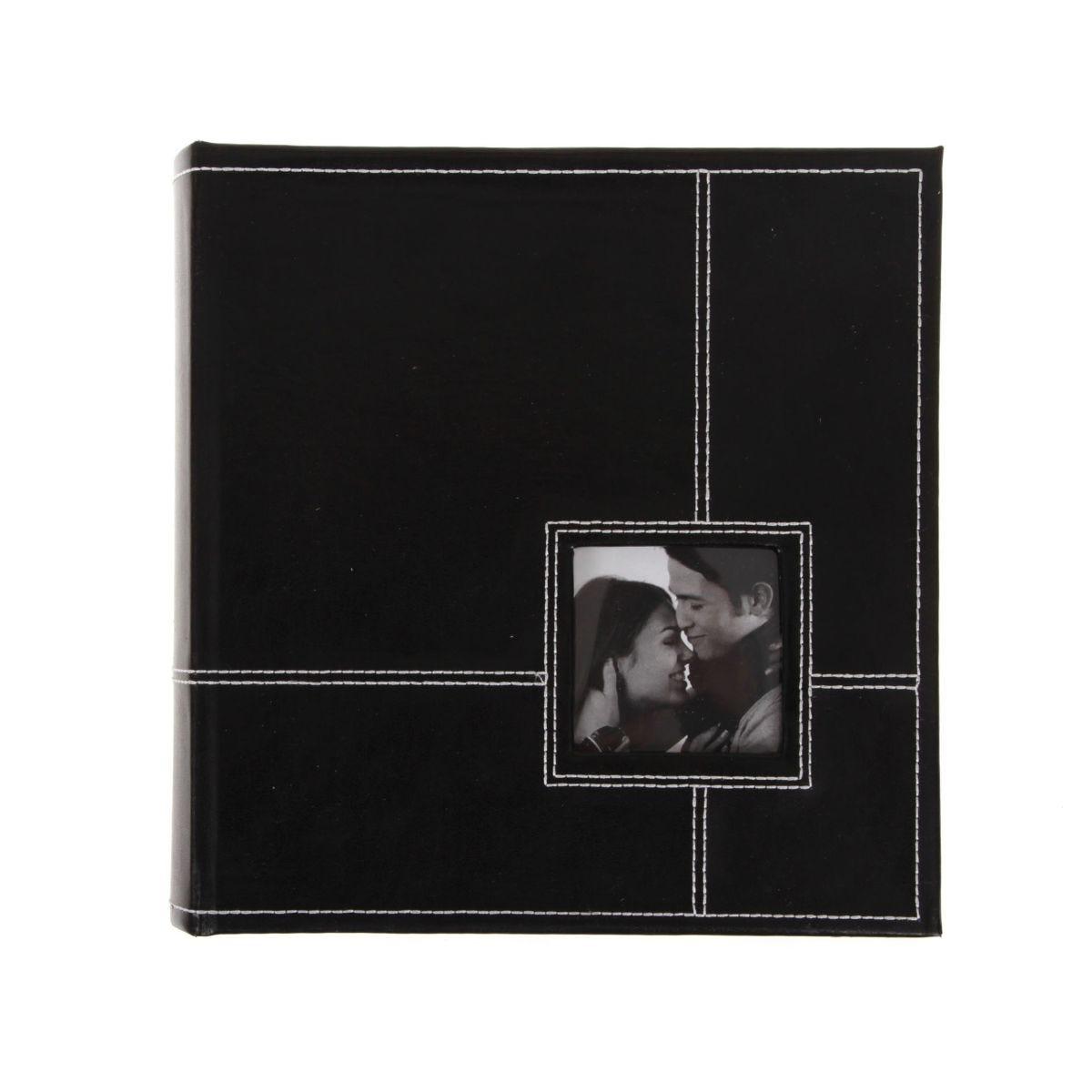 Image of Kenro Sonata Classic Album 200 6x4 Print, Blk