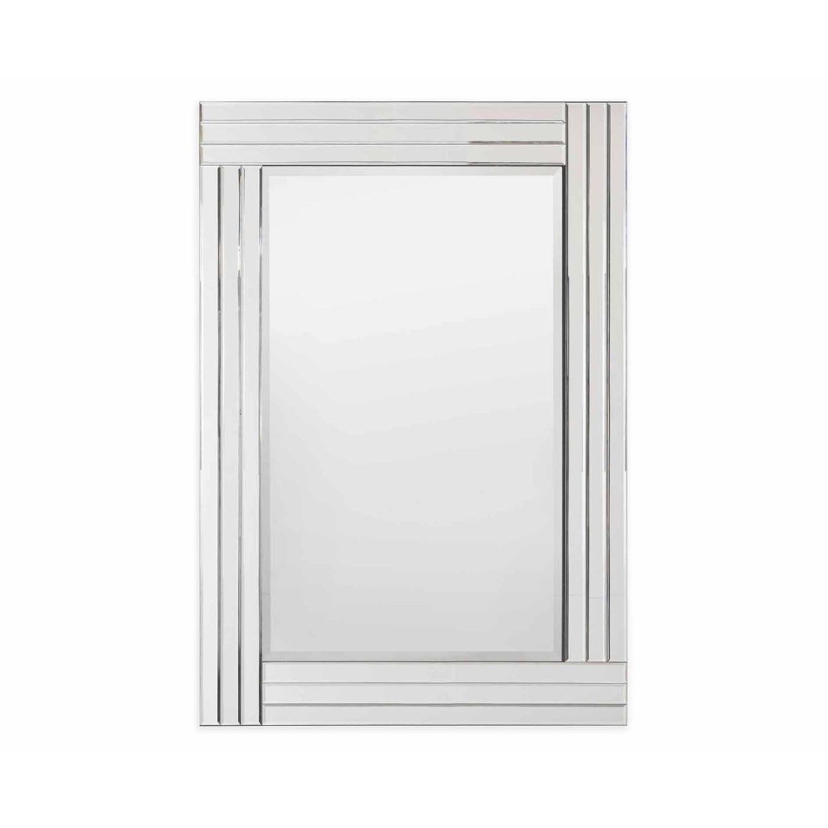 Gatsby Rectangular Mirror, Glass