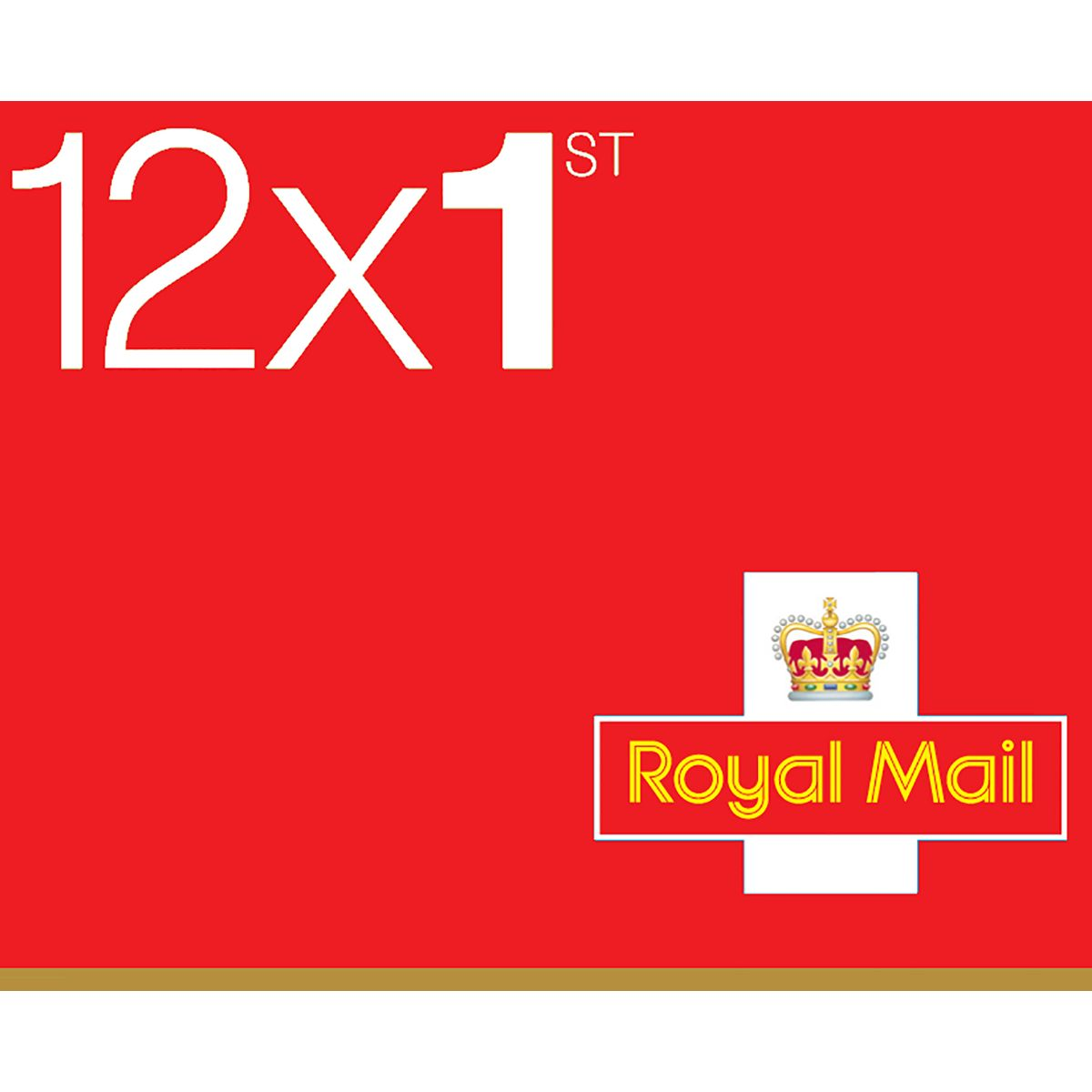 Compare retail prices of 1st Class Postage Stamps Book of 12 * to get the best deal online