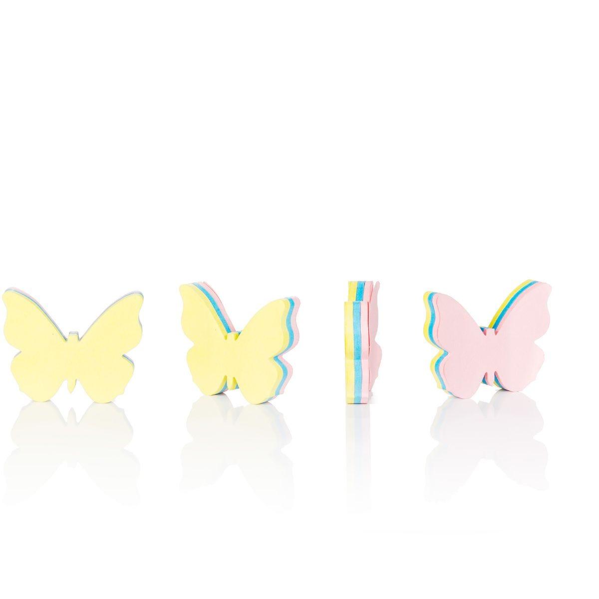 Image of 3D Butterfly Sticky Notes