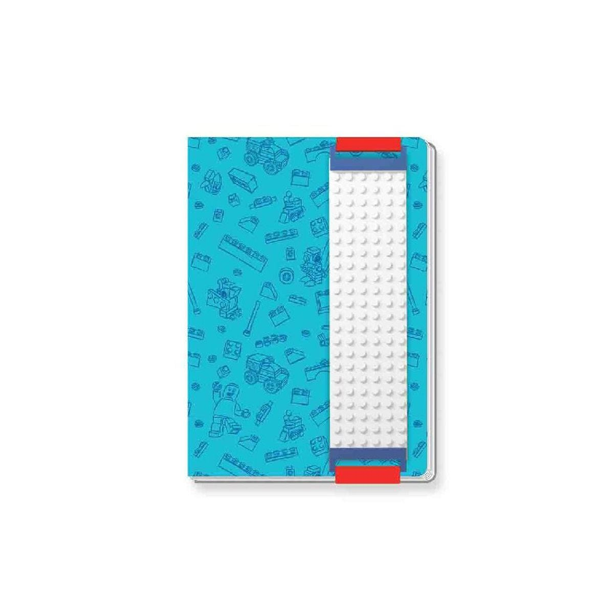 LEGO Journal with Binder Sleeve, Blue