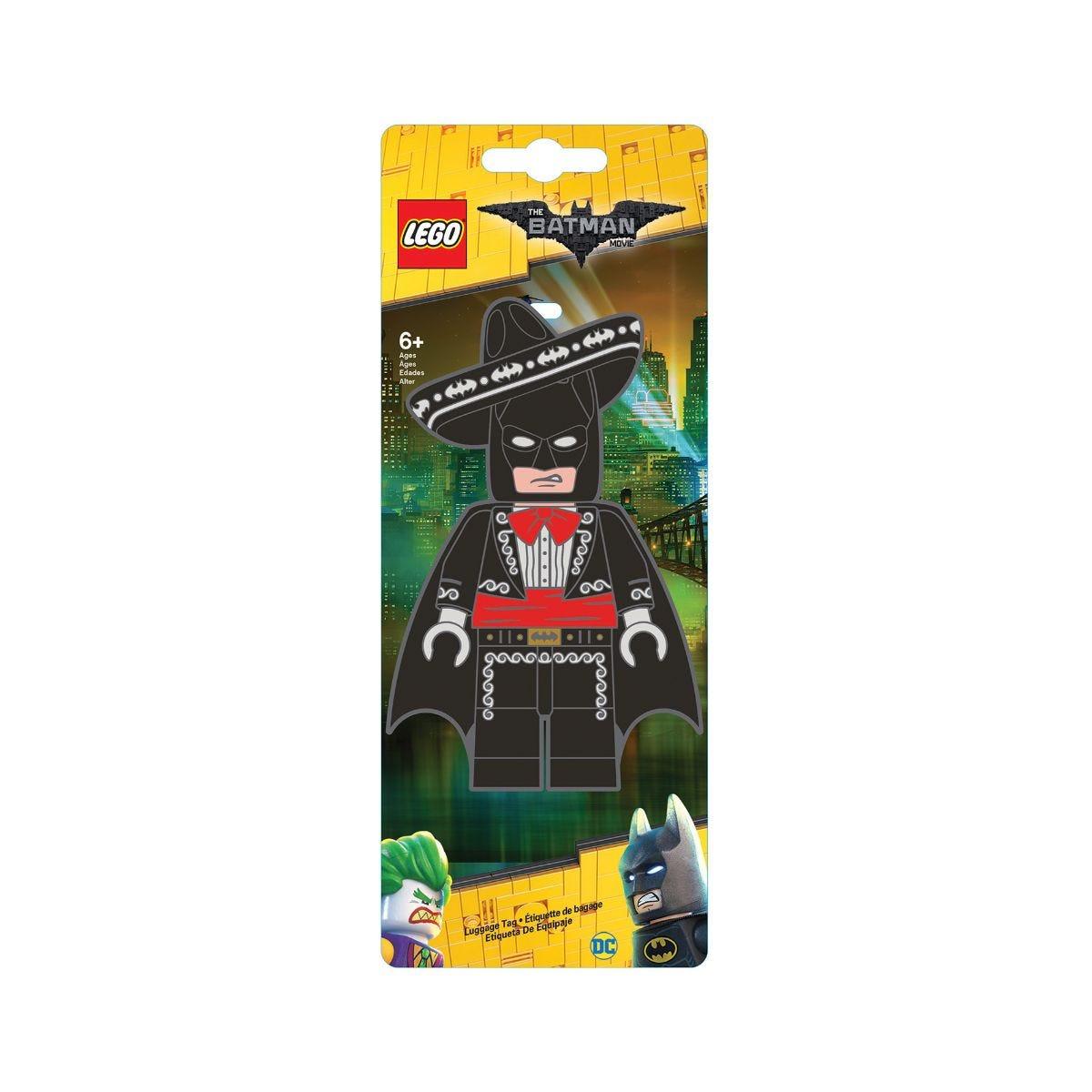 LEGO Batman Mariachi  Luggage Tag
