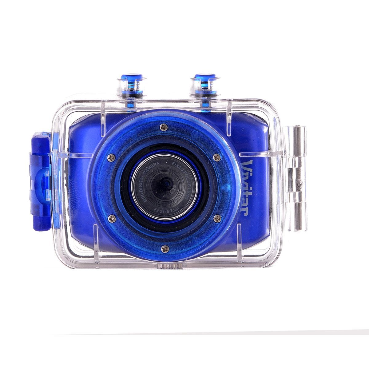 Image of Vivitar DVR 781HD Action Camera With Mounts And Selfie Stick