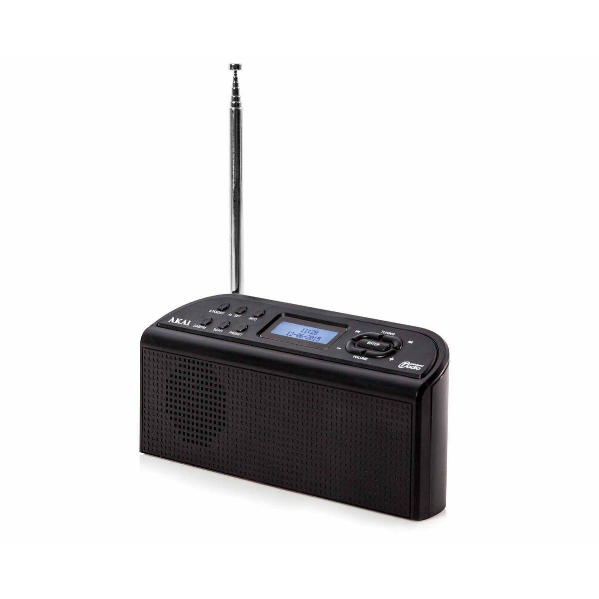 Image of Akai DAB Digital Radio