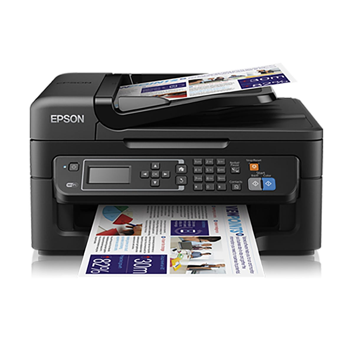 Epson workforce WF-2630WF 4 in 1 Printer