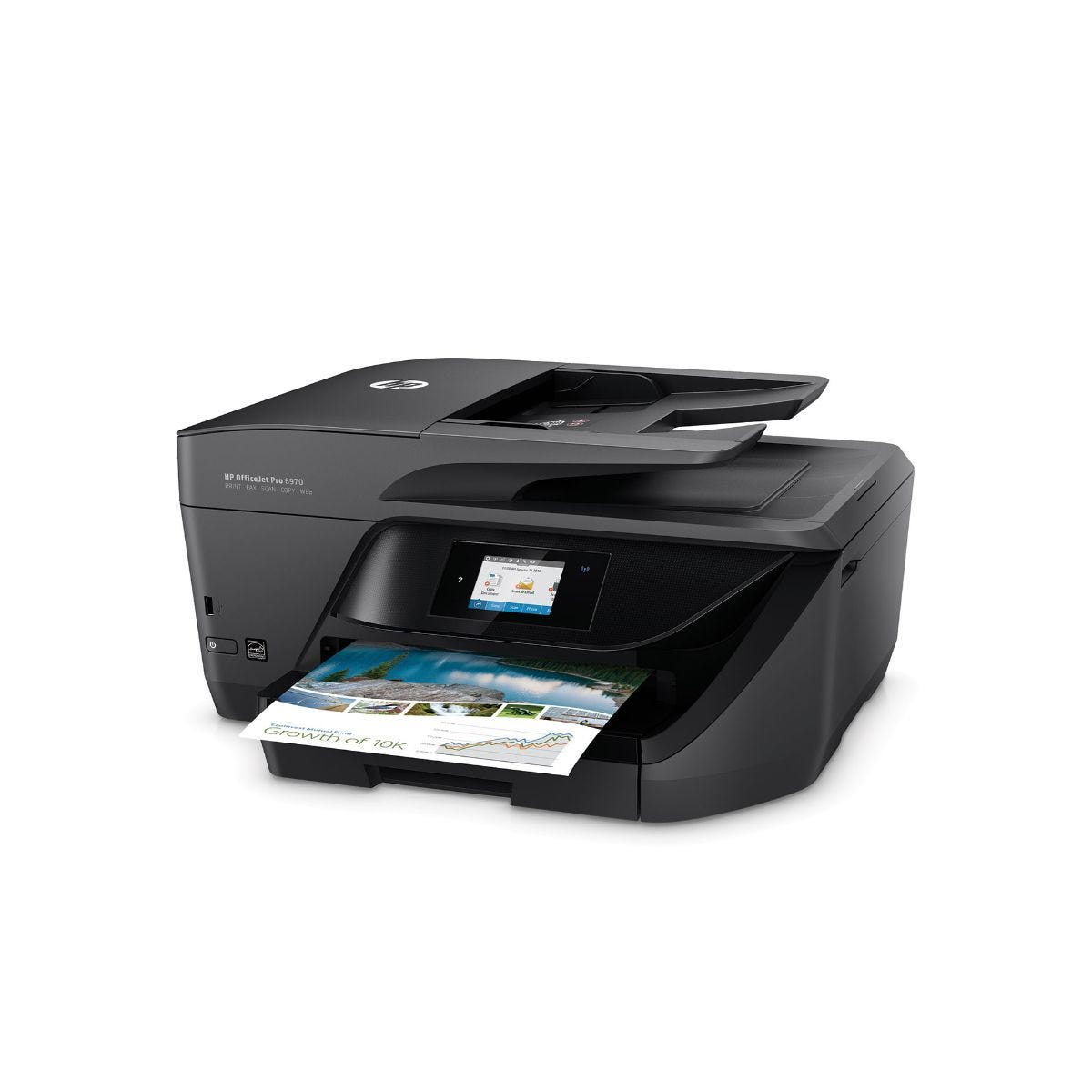 Image of HP OfficeJet Pro 6970 All-in-One Printer