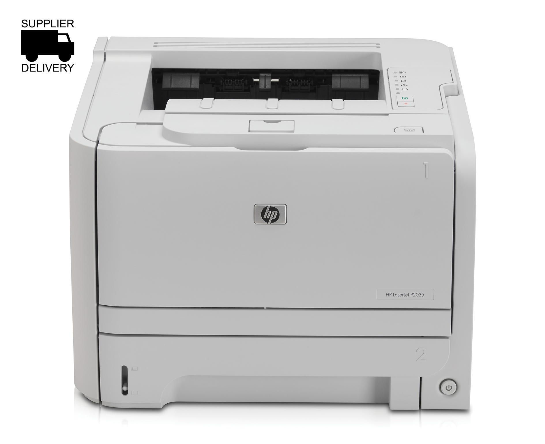 Image of HP Laserjet P2035 Mono Printer
