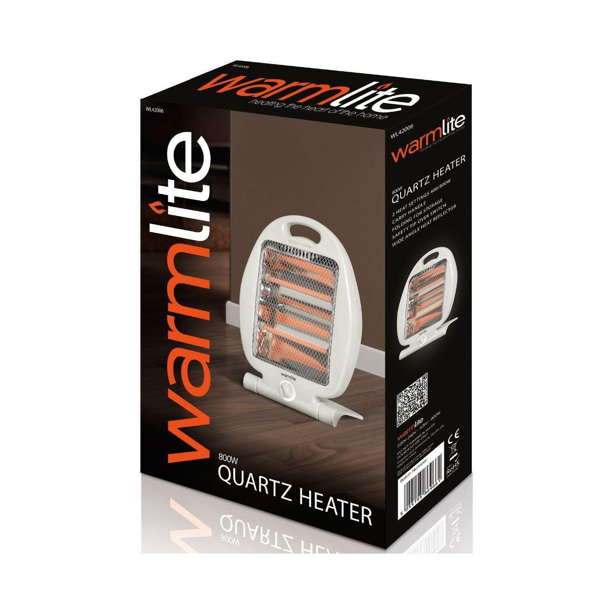 Image of 400 800W Quartz Heater