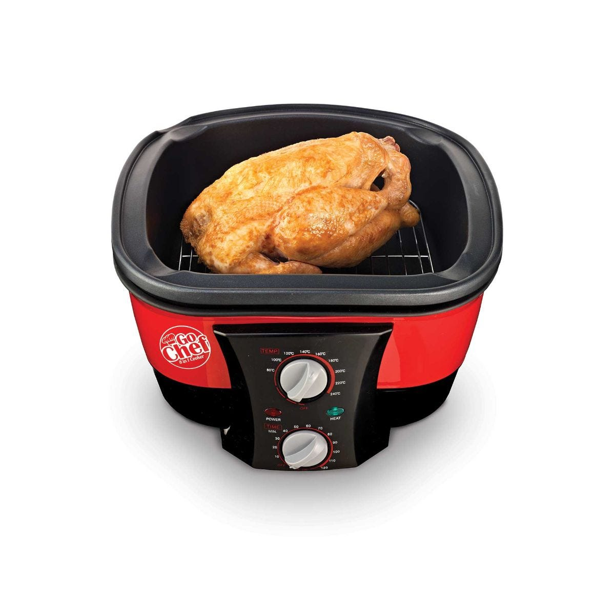 Image of Go Chef 8 in 1 Cooker