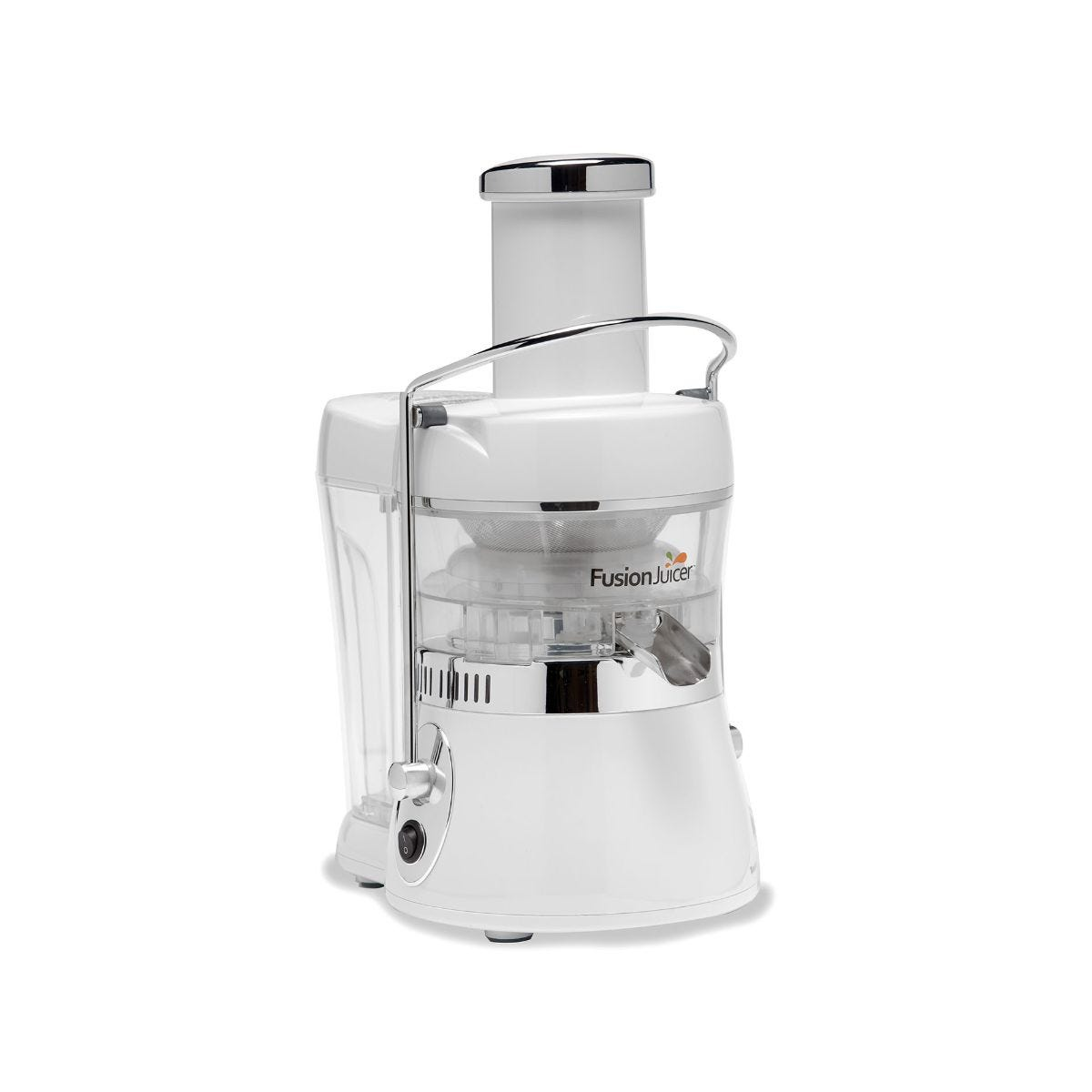 Image of Fusion Juicer from Jason Vale, White