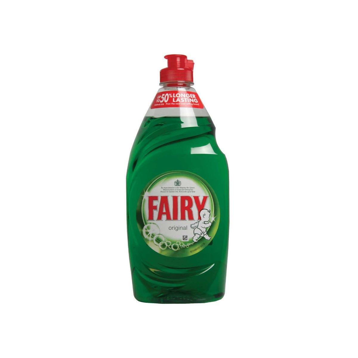 Fairy Washing Up Liquid 500ml.