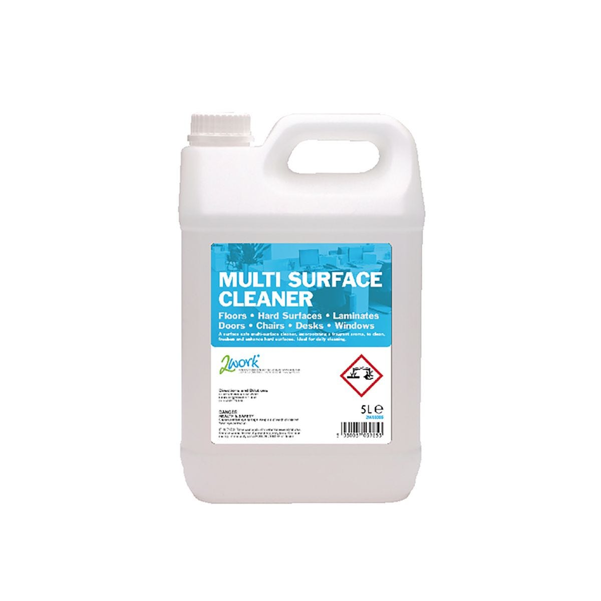 Image of 2Work Multipurpose Cleaner Concentrate 5 Litre