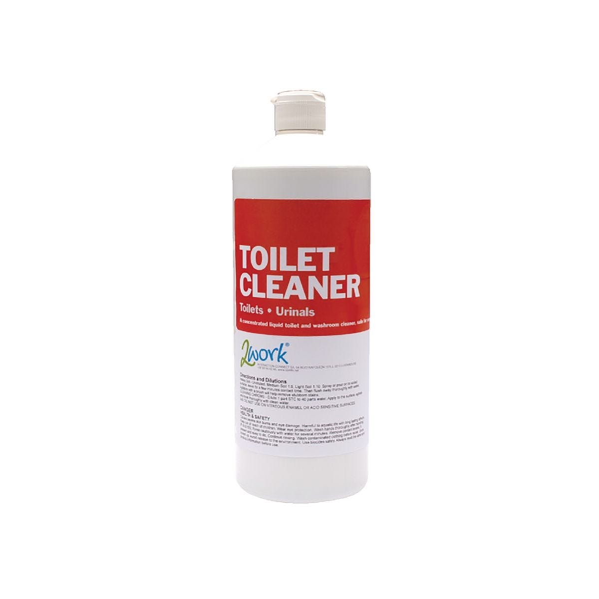 Image of 2Work Daily Use Perfumed Toilet Cleaner 1 Litre