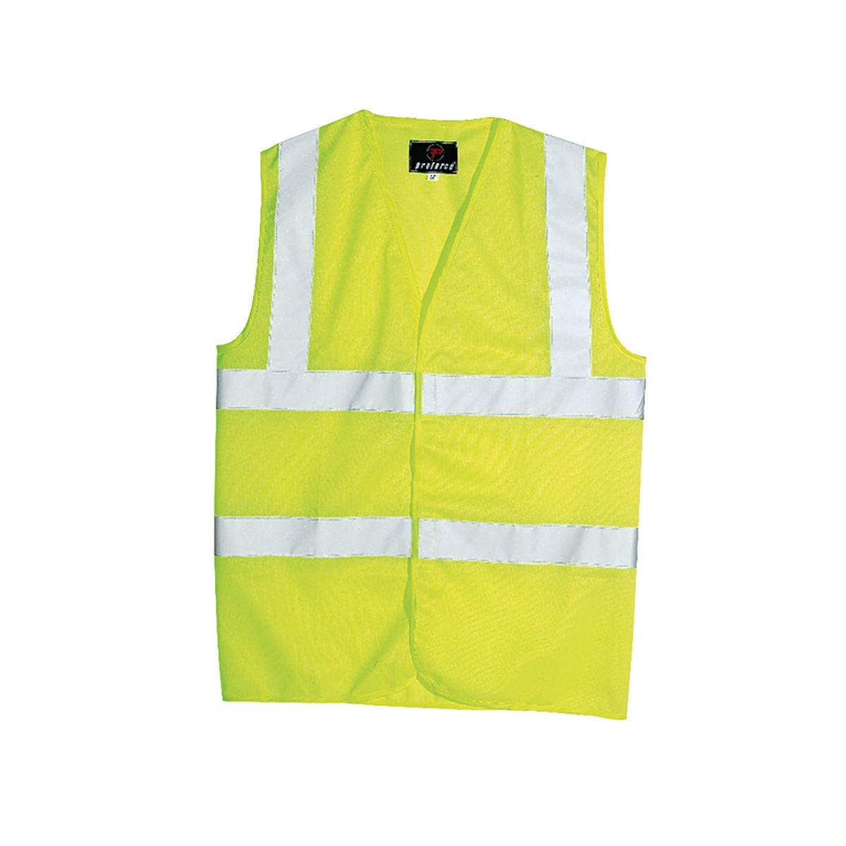 Proforce High Visibility Vest Class 2 Large Yellow, Yellow