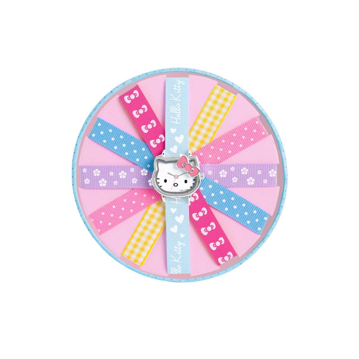 Hello Kitty Watch with Changeable Strap
