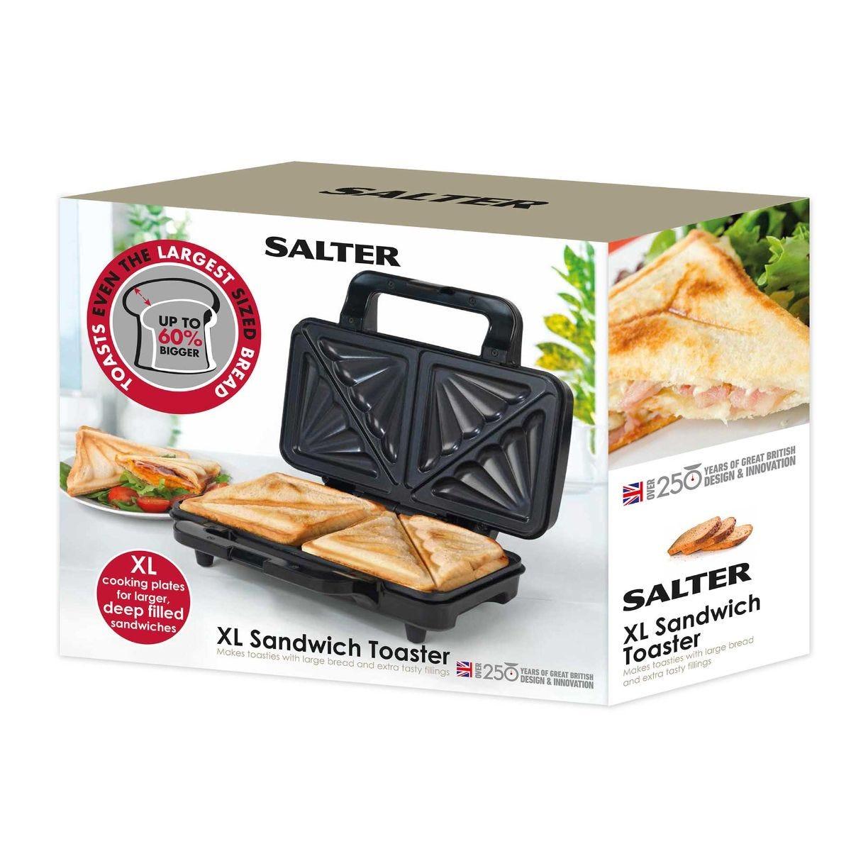 Image of Salter XL Sandwich Maker