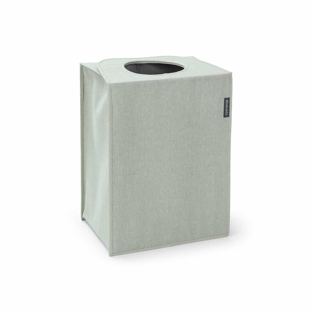 Brabantia Rectangular Laundry Bag 55 Litre, Light Green