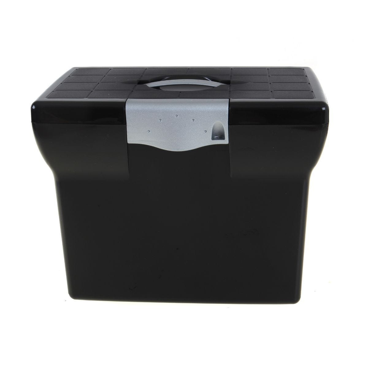 Pierre Henry File Box A4 + 5 Suspension Files black