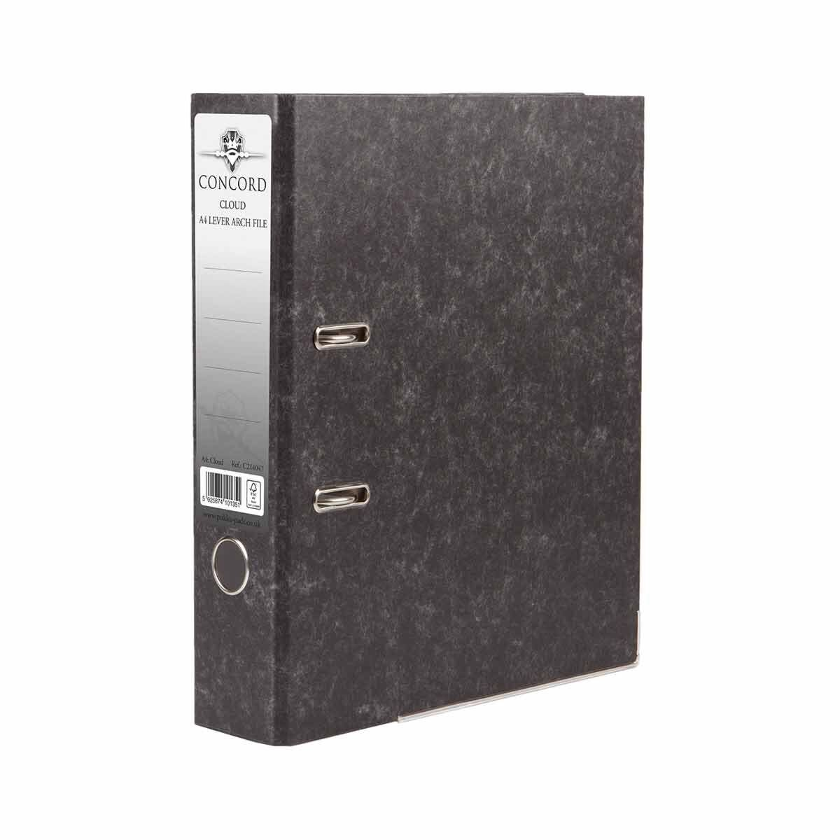 Concord Lever Arch File A4 Pack of 10