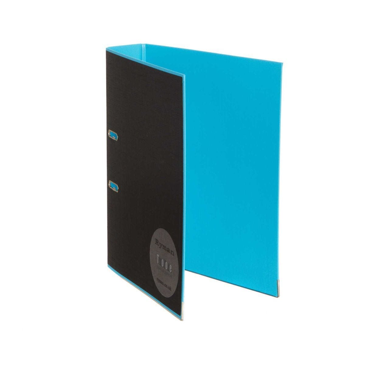 Rexel Choices Lever Arch File A4 PP 50mm Pack of 10 Green