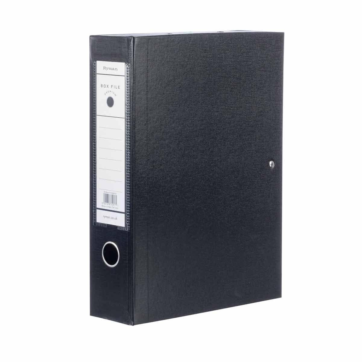 Ryman Premium Box File A4
