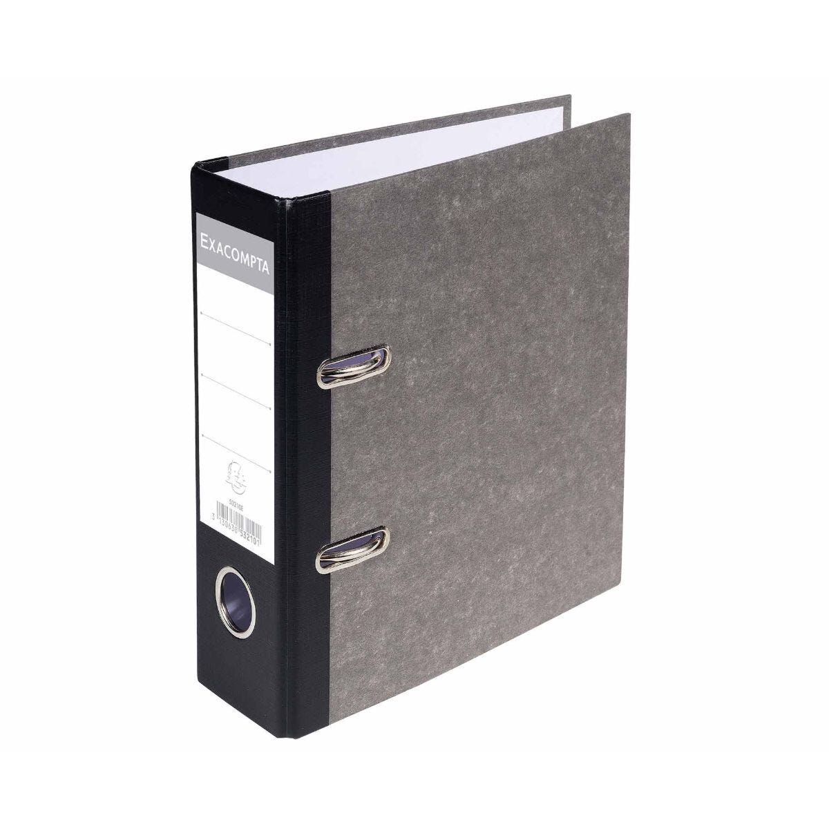 Exacompta Lever Arch File A5 Portrait 70mm Pack of 10
