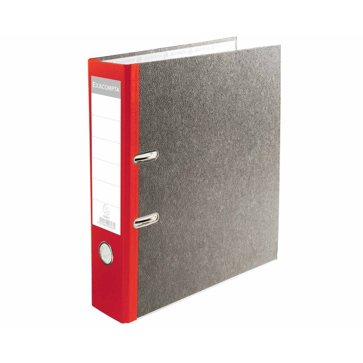Exacompta PremTouch Lever Arch File A4 80mm Pack of 20 Red