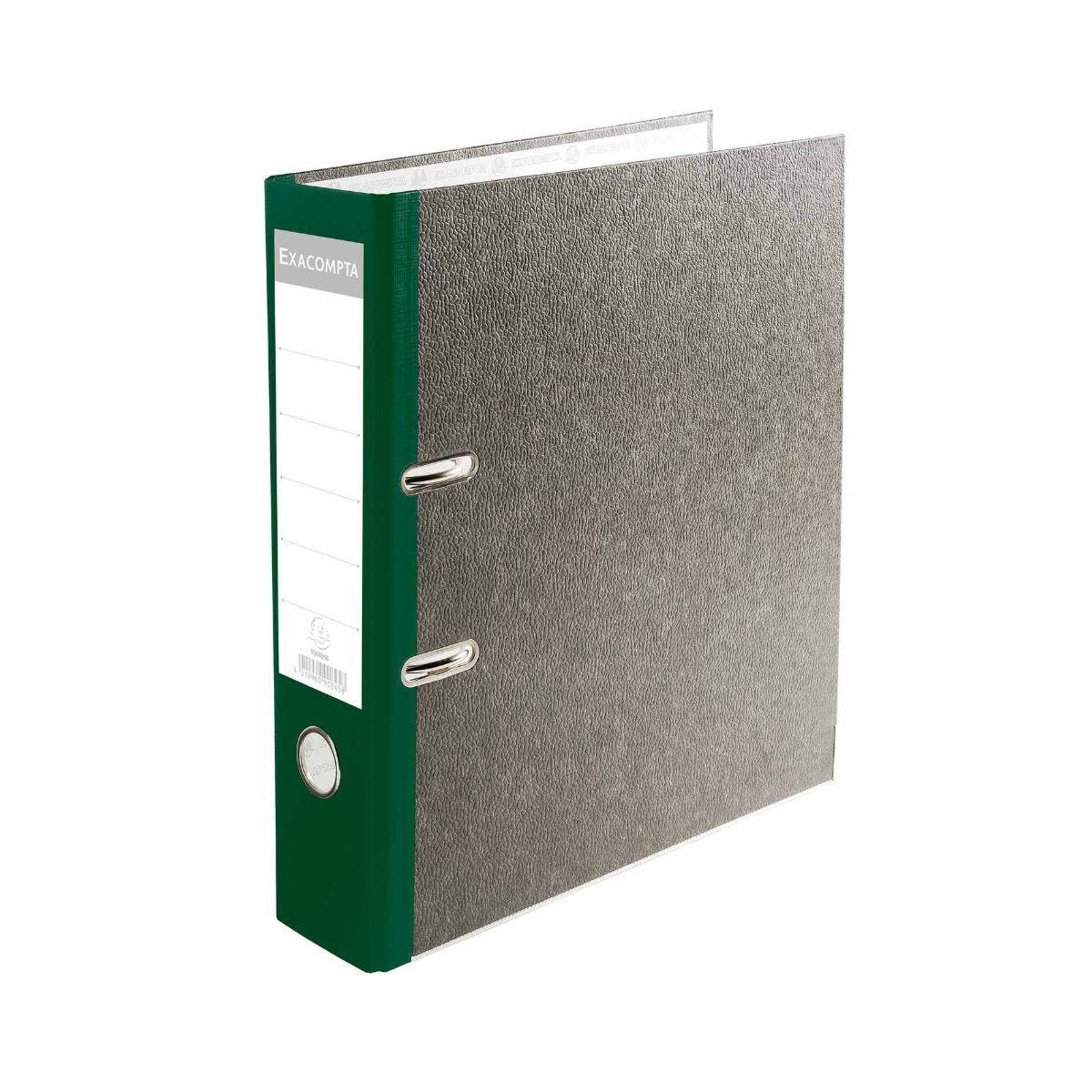 Exacompta PremTouch Lever Arch File A4 80mm Pack of 20 Green