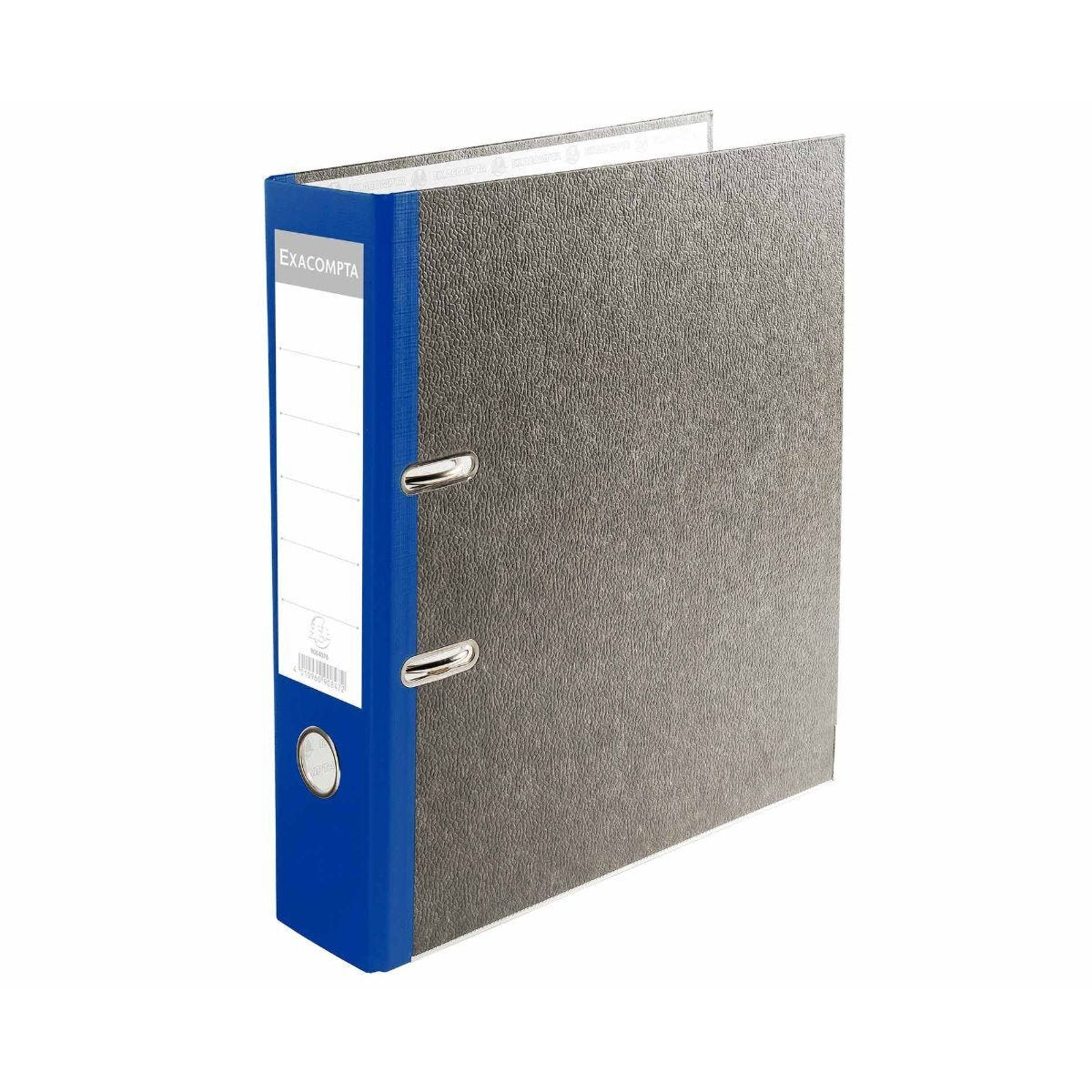 Exacompta PremTouch Lever Arch File A4 80mm Pack of 20 Blue