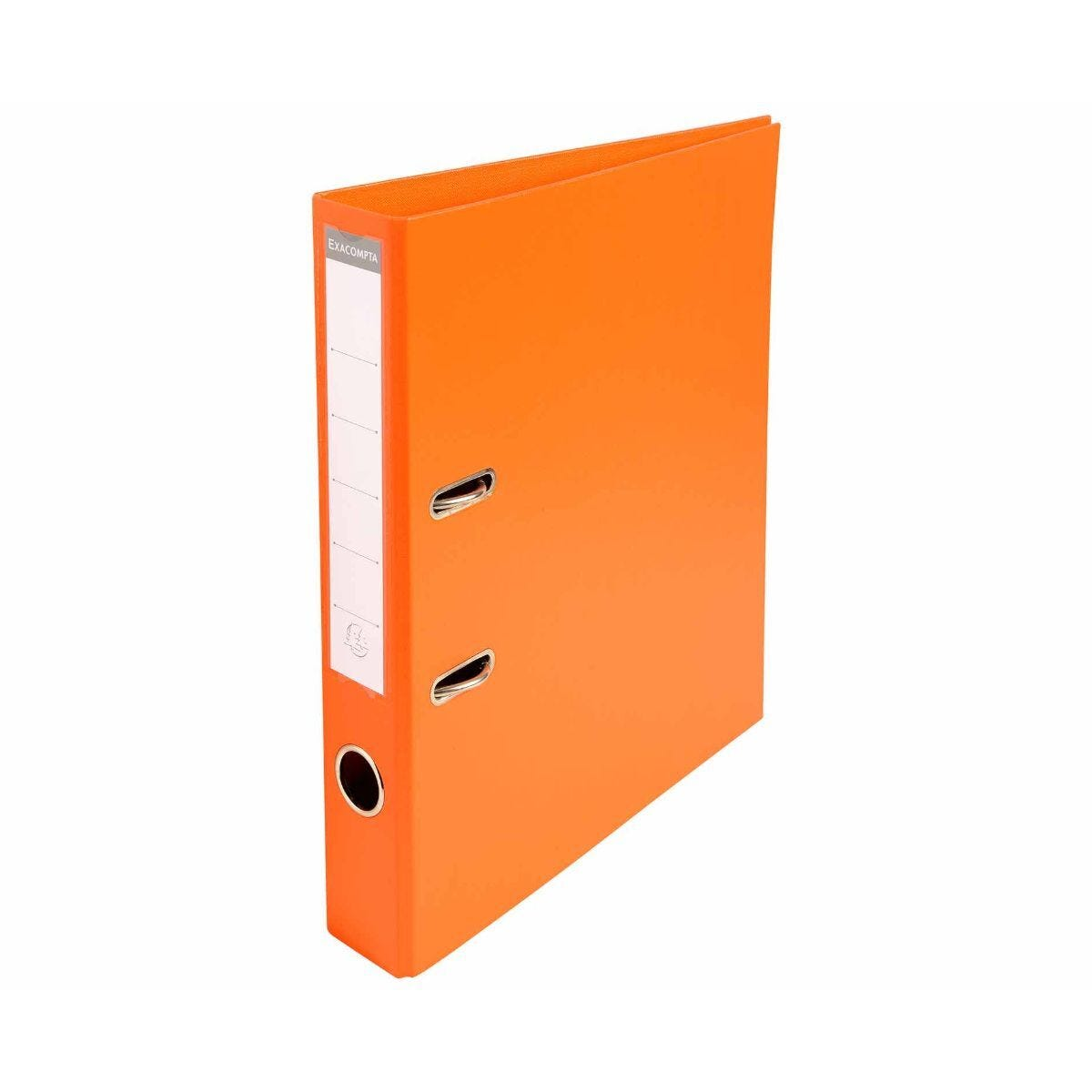 Exacompta PremTouch A4 Lever Arch File 50mm Pack of 10 Orange