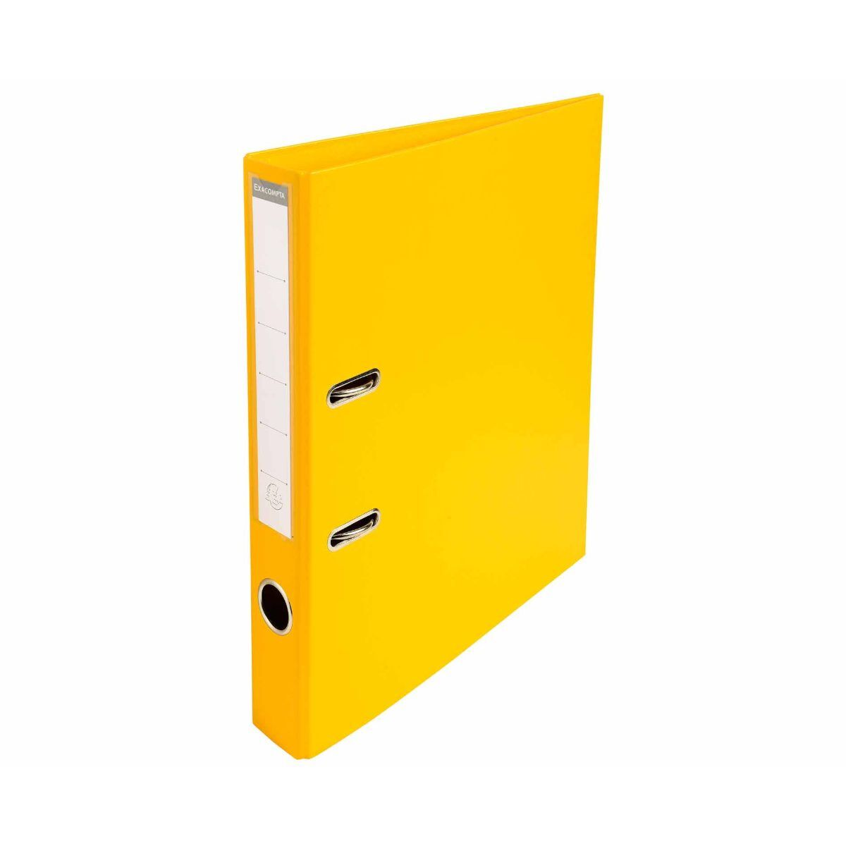 Exacompta PremTouch A4 Lever Arch File 50mm Pack of 10 Yellow