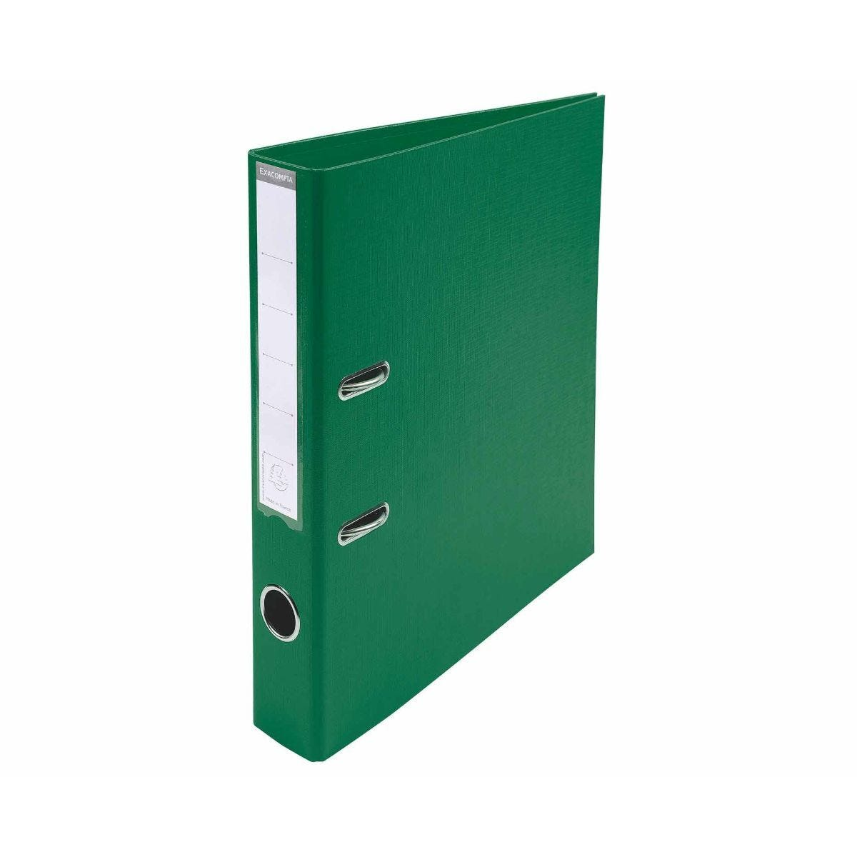 Exacompta PremTouch A4 Lever Arch File 50mm Pack of 10 Dark Green