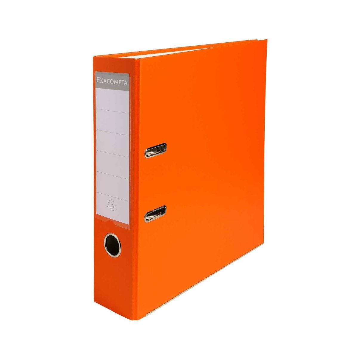 Exacompta Lever Arch File A4 Pack of 20 Orange