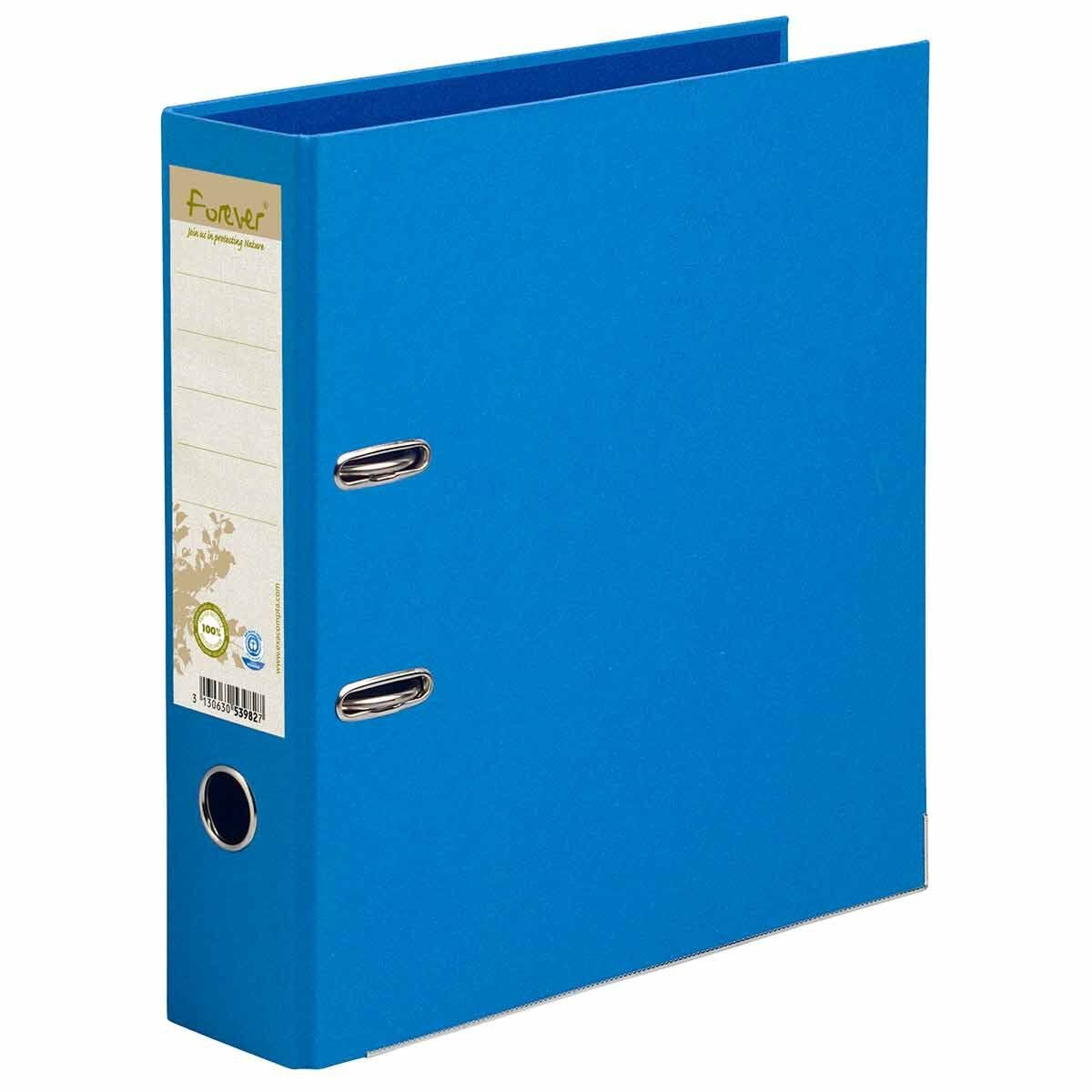 Exacompta Forever PremTouch Lever Arch File A4 80mm Pack of 10