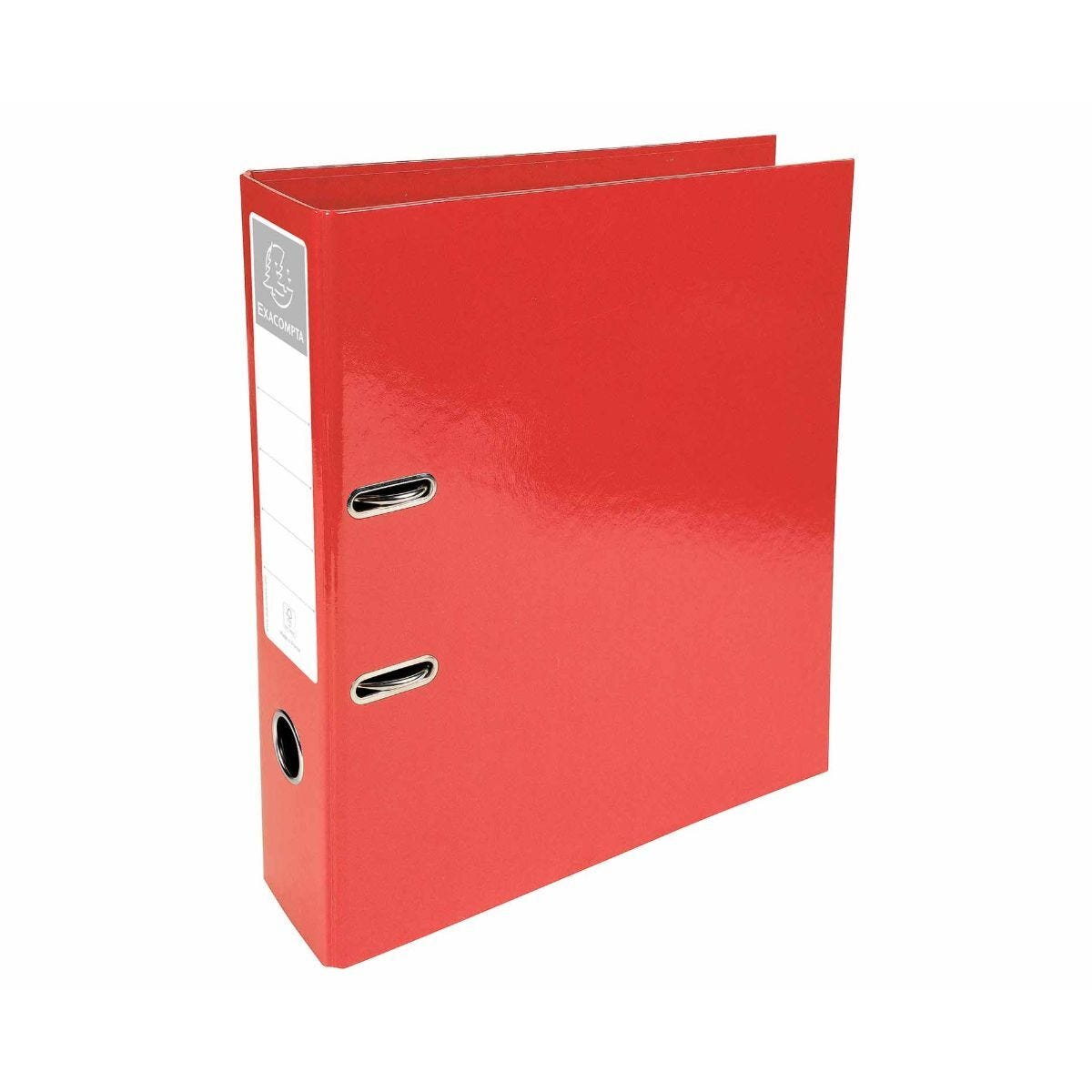 Exacompta Iderama PremTouch Lever Arch File A4 70mm Pack of 10 Red