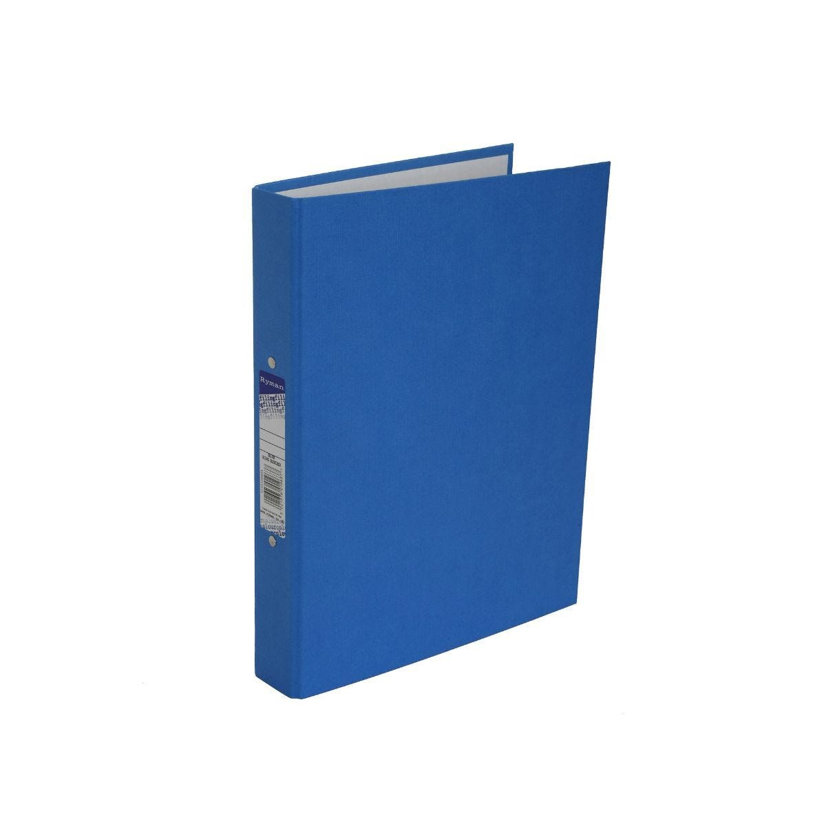 Ryman Colour Ring Binder A4 Blue
