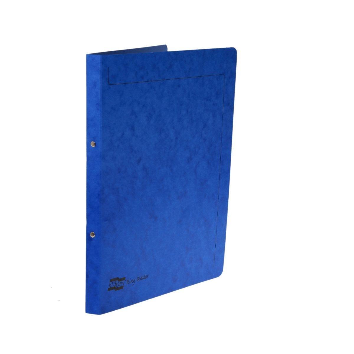 Europa Ring Binder 16mm Pack of 10 Blue
