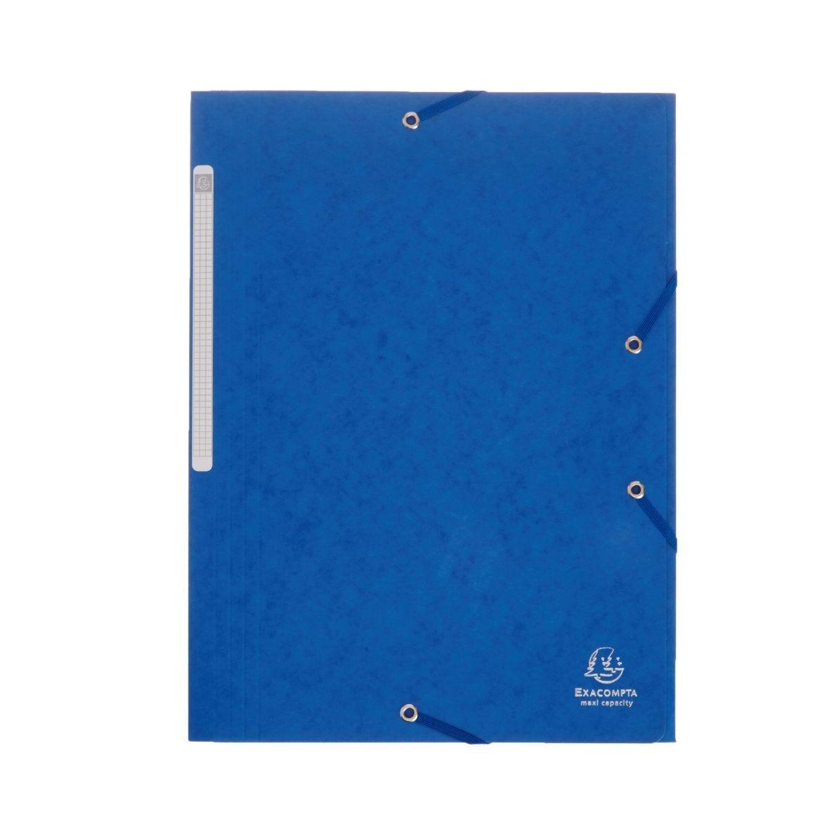 Exacompta Portfolio A4 Blue