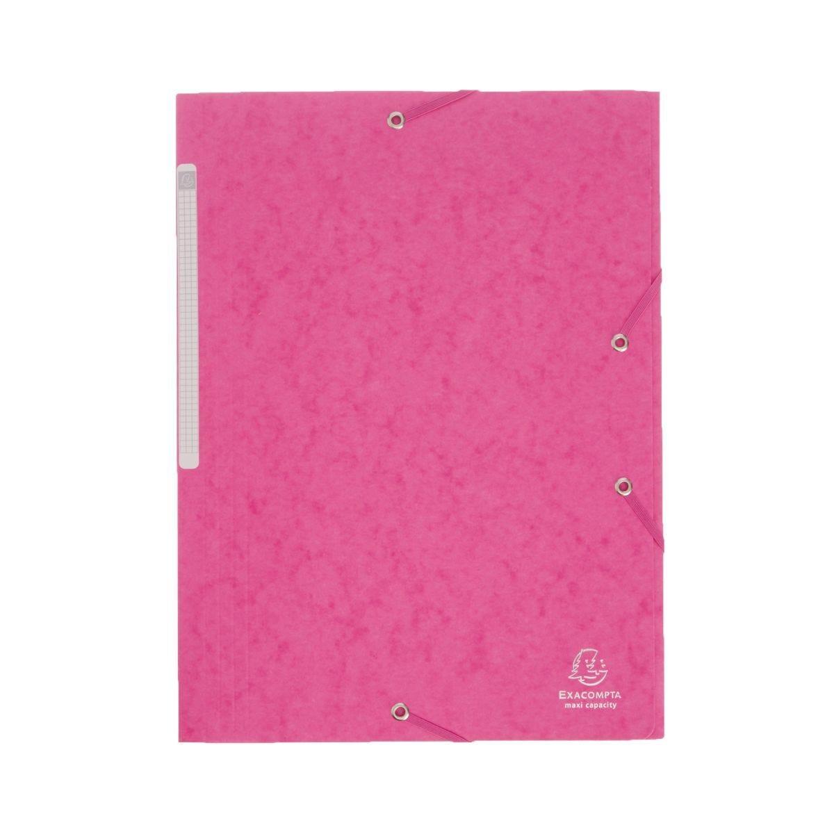 Exacompta Portfolio A4 Pink
