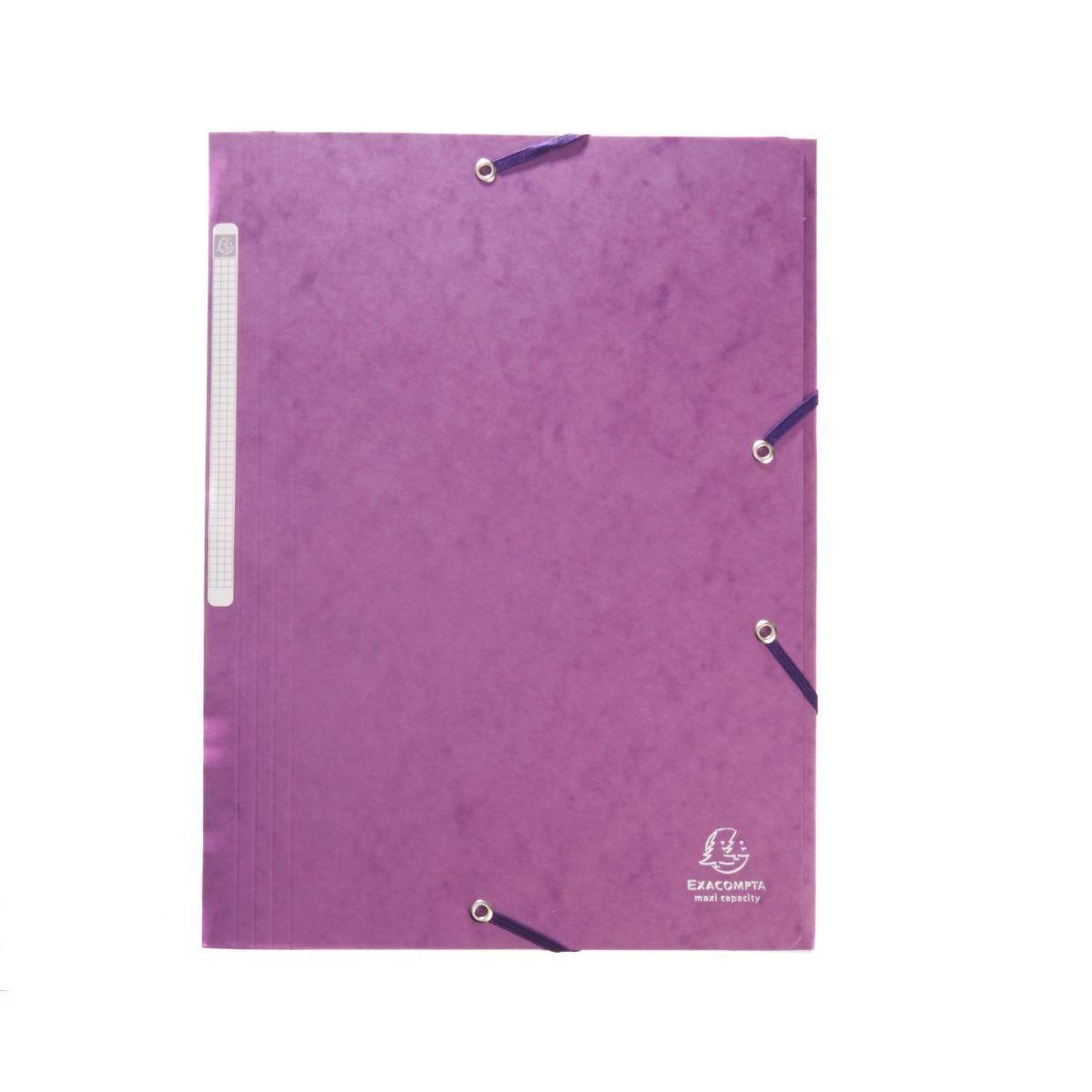 Exacompta Portfolio A4 Lilac