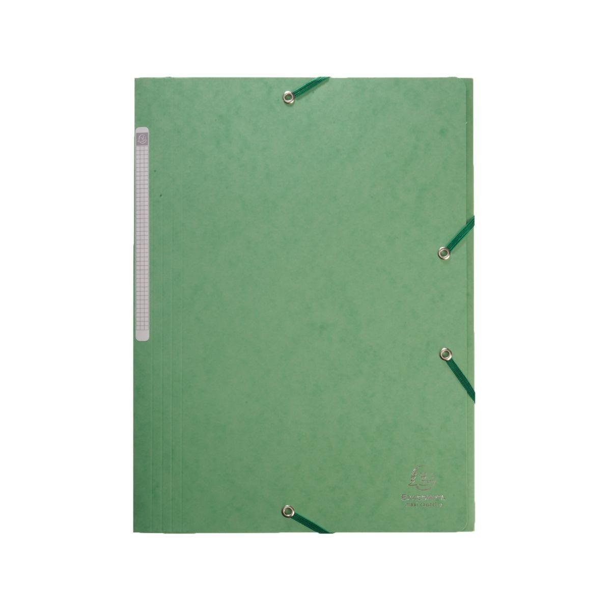 Exacompta Portfolio A4 Lime